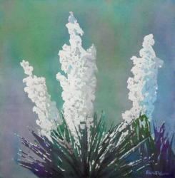 Yucca Spikes 20x20